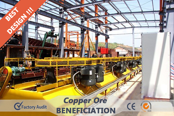 Copper Beneficiation